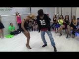 Zouk Teachers Crazy Jam Part VI @ Ipanema dance studio Novosibirsk  15042017