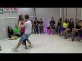 Zouk Teachers Crazy Jam Part VIII @ Ipanema dance studio Novosibirsk  15042017