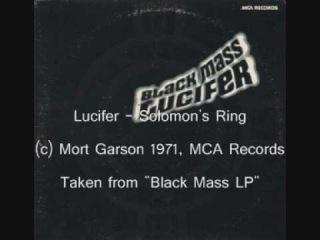 Lucifer (Mort Garson) - Solomon's Ring (1971)