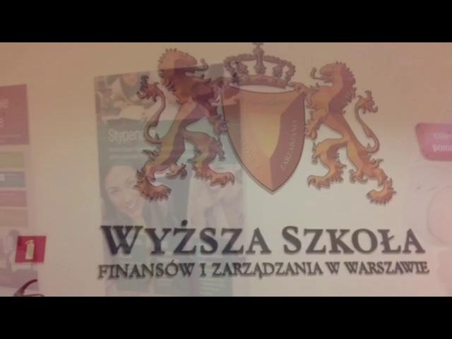 Samorząd Studentów pomaga w rekrutacji na studia WSFiZ WSTI Warszawa wrzesień 2017 r