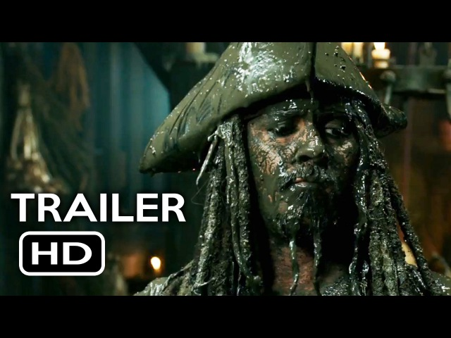 Pirates of the Caribbean: Dead Men Tell No Tales Official Teaser Trailer 2 (2017) Movie HD