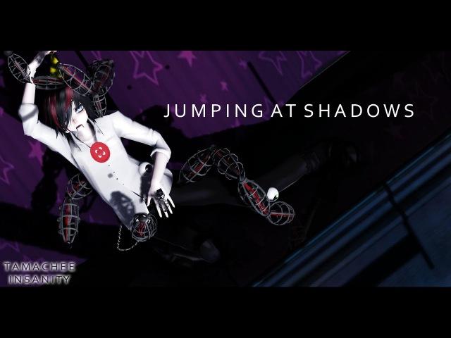 〖MMDxFnaF:SL〗Ennard⑊Jumping at Shadows 【Model Test】