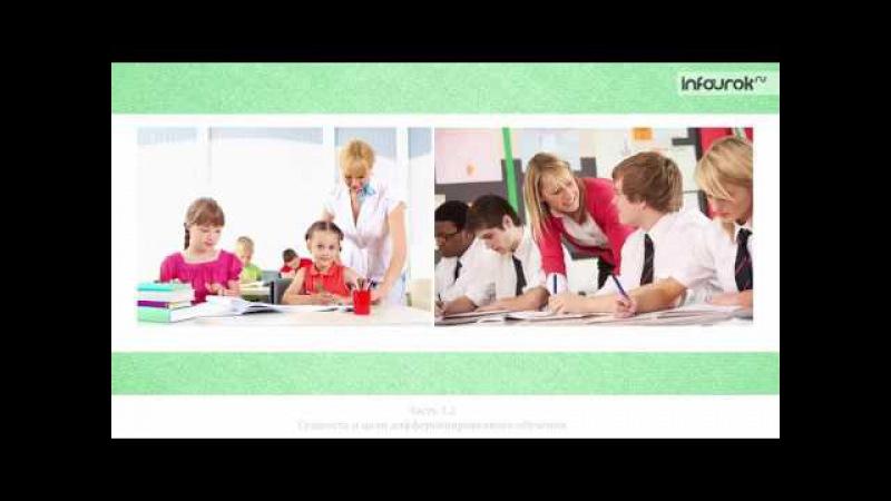 Технология дифференцированного обучения в условиях реализации ФГОС вебинар