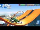 Hot Wheels Race OFF Level 1-2: At the Beginning