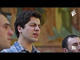 Radiohead  (cover) -  Everything in its right place - Church choir