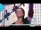 Alicia Keys - Back To Life | LIVE Today Show 2016 September 02