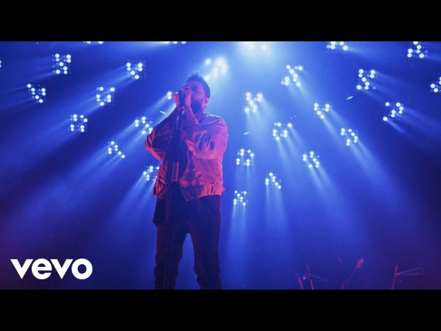 The Weeknd - SecretsCan't Feel My Face (Vevo Presents)