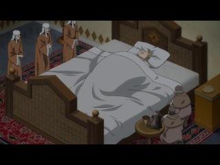 Arslan Senki - Fuujin Ranbu [TV-2] / Сказание об Арслане - Время Смуты [ТВ-2] - 8 END серия [озв.FaSt Milirina]