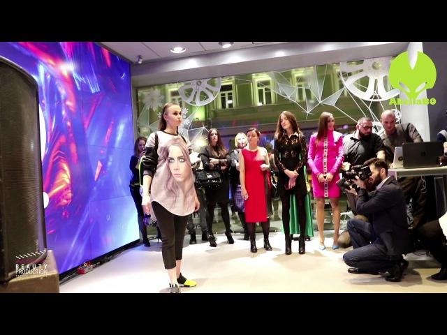 Показ Юлии Морозовой @Akellabo на Fashion Future 2016
