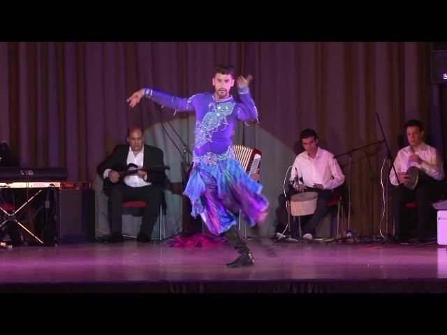 Oscar Flores Opening Gala OTF Belly Dance Festival 2015