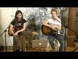 Blood Red Shoes - Electro acoustic live in New York, NY - Flavorpill Sessions 17-09-12