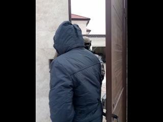Незаконный обыск, нарушение права на защиту 17.01.2017 Ул. Александра Невского Одес ...
