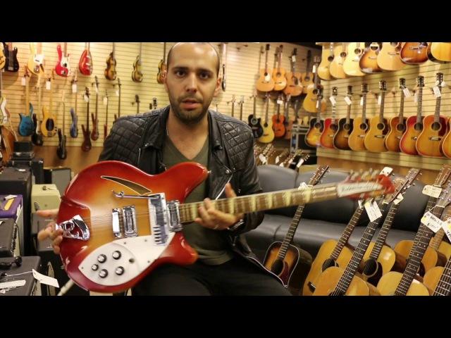 Norman's Rare Guitars - Guitar of the Day: 1966 Rickenbacker 366-12 Convertible