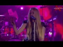 Avril Lavigne Complicated Live at Highline Ball HD