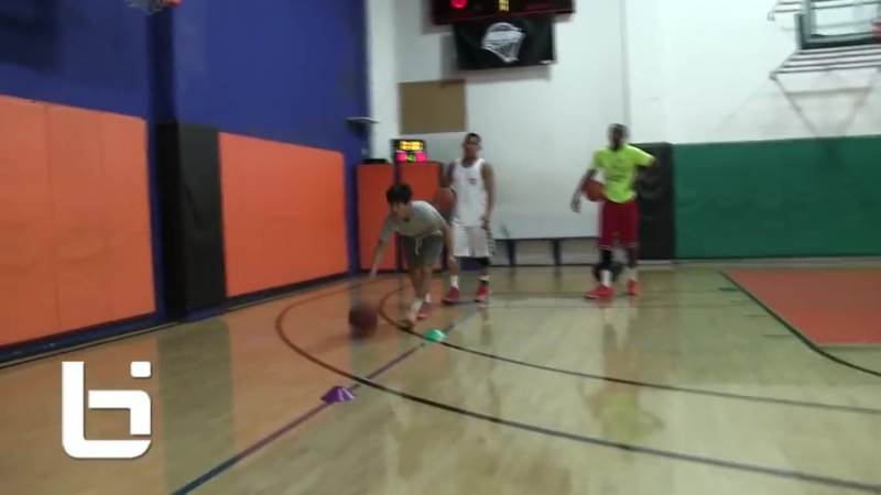 IN THE LAB - WARM UP DRILL1