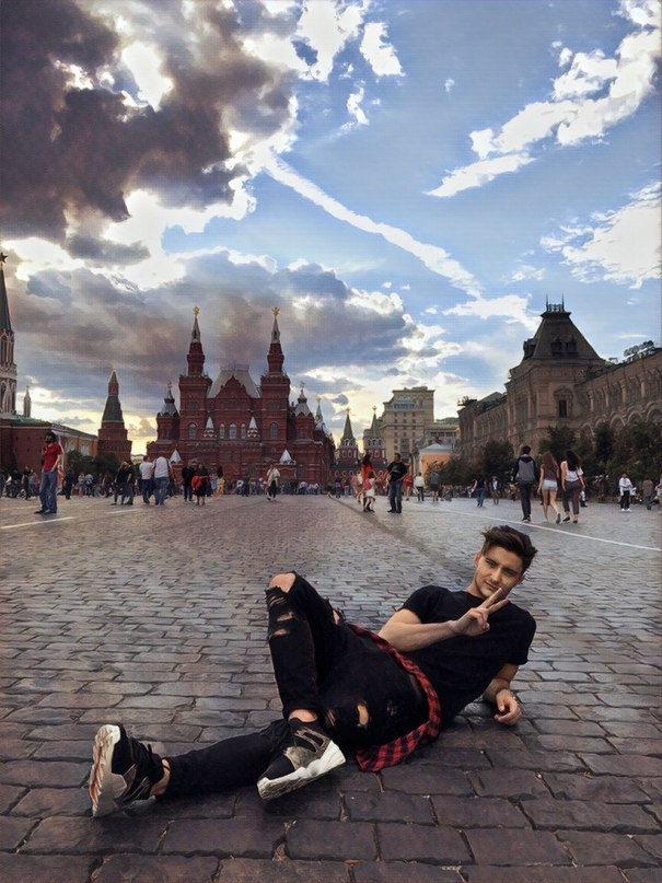 Кирилл Кеппер | Москва