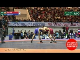 Азамат Ахмедов - Михаил Бритов- финал за 3-е место