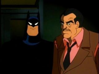 Бэтмен (1 сезон 6 серия) - Никогда не поздно / Its Never Too Late