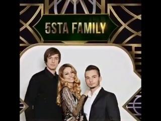 5 ноября 2016 года 5sta Family выступит на вечеринке ELMI PARTY, которая состоится в субботу в ресторане Balzi Rossi. Начало в 2