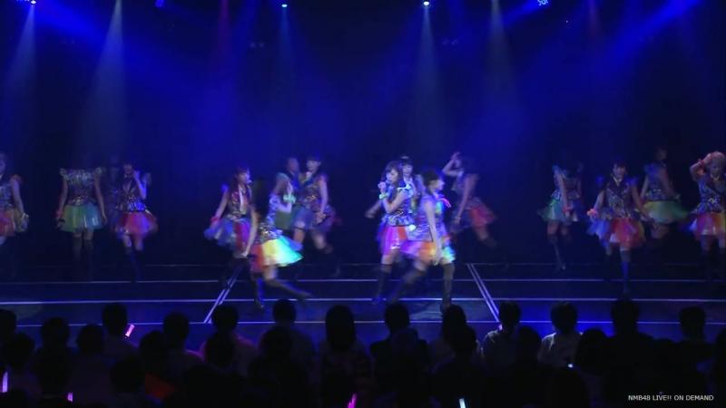 NMB48 2016.02.08 Team M 「RESET」 (Momoka Kinoshita BD) - Okera
