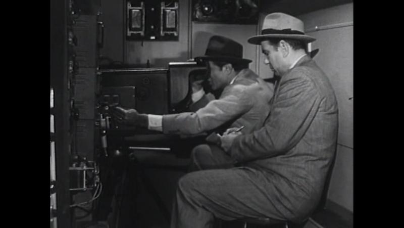 Атомный Человек против Супермена (1950) часть 12
