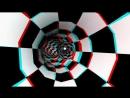 3Dвидео-ролик дискотека (анаглиф) _ 3D Disco Video (anaglif)