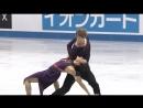 World Team Trophy 2017 Ice Dance FD Madison CHOCK Evan BATES