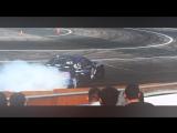 Drift Vine   GTR Masato Kawabata & Chaser Daigo Saito training at Primring D1 AsiaPacific