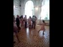 первый танец молодых😍
