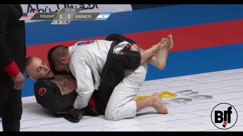 Eric Fought vs Matias Asencio TokyoGS