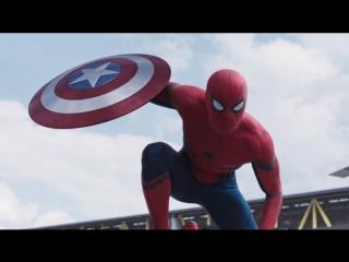 Первый дублированный трейлер #ЧеловекПаукВозвращениеДомой ! В кино с 6 июля 2017!