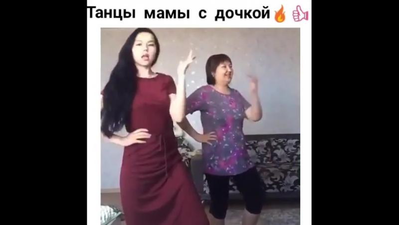 танцы мамы с дочкой / nfyws vfvs c ljxrjq