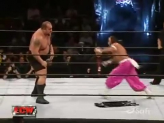 Big Show vs. Sabu - Extreme Rules  WWE HARD
