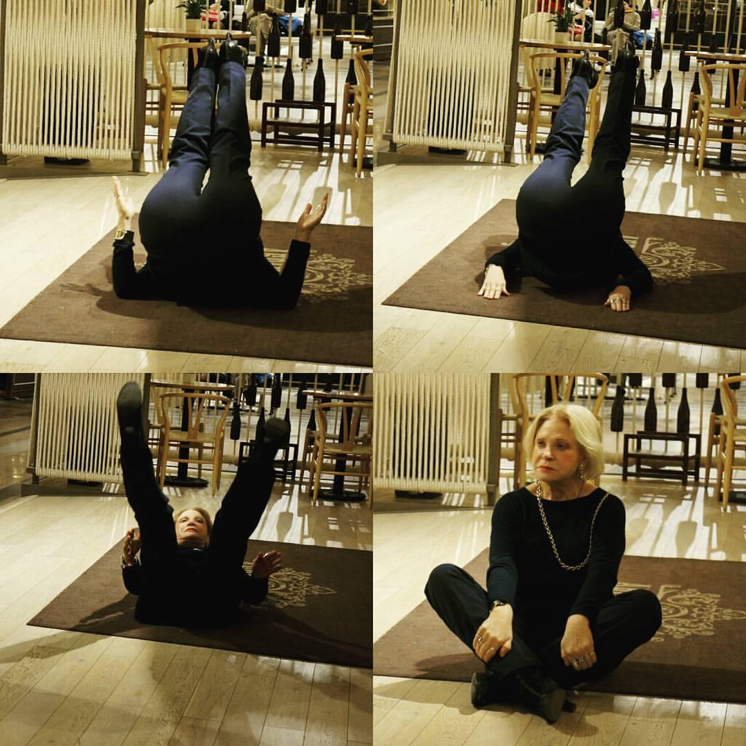 Любите гимнастику, она даст вам хорошее физическое развитие и здоровье, бодрость духа!