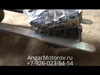 Отправка Двигателя Ниссан Кашкай Теана Х Трейл 2.0 MR20 DE со склада в Москве клиенту в Саратов