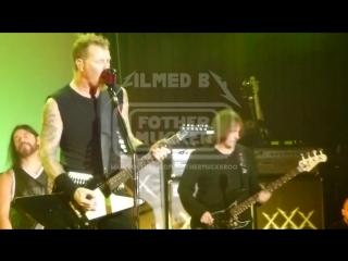Metallica w⁄ Geezer Butler Sabbra cadabra ⁄ A national acrobat LIVE San Francisco, USA 2011-12-10