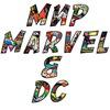 Мир Marvel и DC