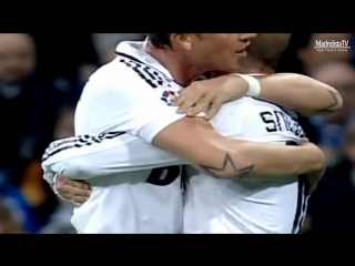 5 AMAZING REAL MADRID GOALS - Blast From The Past #4
