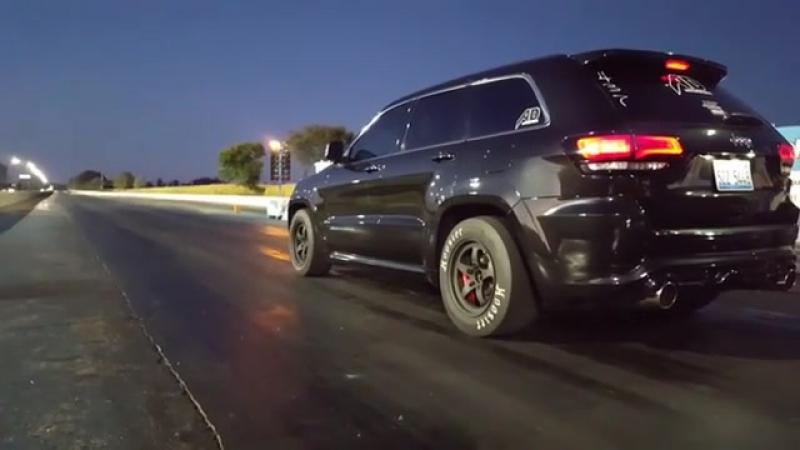 Jeep SRT Turbo Shiznit Performance