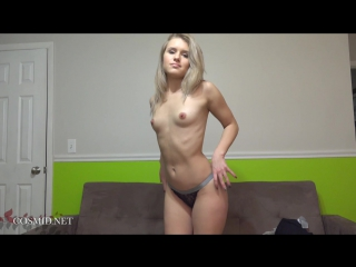 Stefany Rossa - STEFANY'S INTRO VIDEO 2016.11.14 [Small Boobs, Ass] [720p]