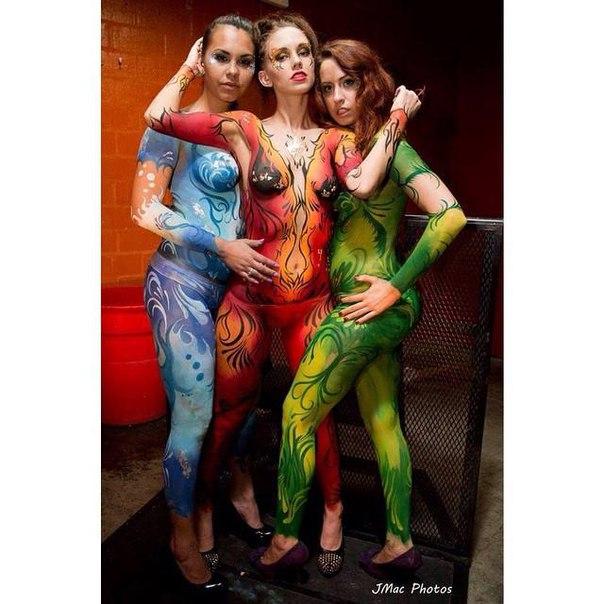 женский бодиарт фото смотреть онлайн
