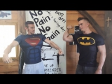Training Batman &amp Superman D
