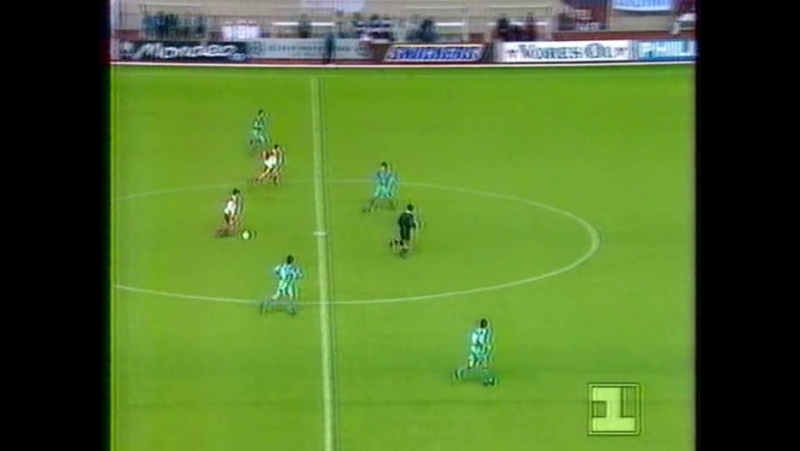 79 CL-1993/1994 AS Monaco - FC Barcelona 0:1 (13.04.1994) HL