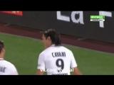 Кан 0:6 ПСЖ. Обзор матча