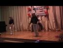 уличные танцы танцевальная группа Рандеву в составе мед.персонала и клуба2017г. Чебаркульский военный санаторий