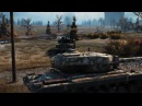 World of Tanks Проклятое место ХРН 41 - от Mpexa