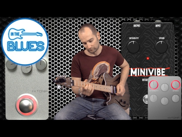 Hotone XTomp Modulation Effects EQ's Phasers Tremolo and more