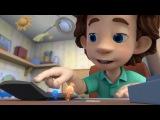 Die Fixies - DEUTSCH - Die Solarbatterie - Kinderserien