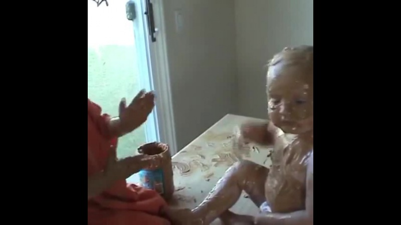 Peanut butter baby - Ребенок в арахисовом масле