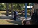 Supergirl tournage à Crab Park Vancouver 13/07/2017